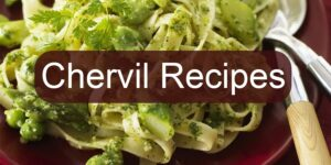 Chervil Recipes-min