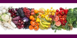 Red, Blue, Brown And Purple Vegetables-min